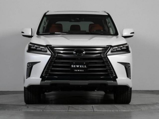 Used 2017 Lexus LX570 Gcc For Sale