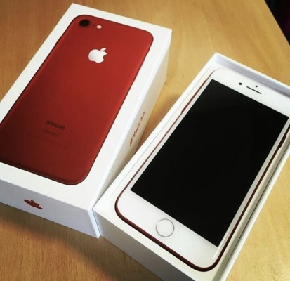 Brand new iphone 7 red plus, Samsung galaxy S8 , camera mark 3